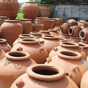 Bali Terracotta Pots