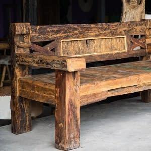 Bali Balinese Antique Furniture