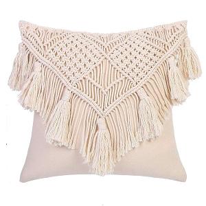 Bali Macrame Cushions