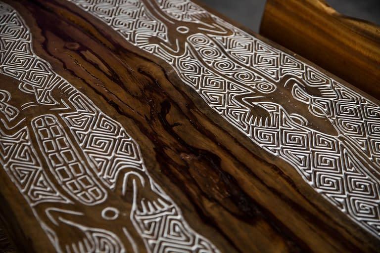 Bali Carved Furniture