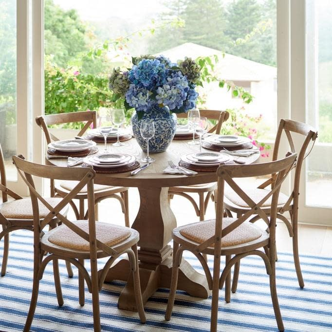 Farmhouse dining table iNDONESIA