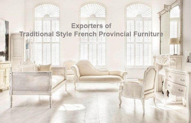 Traditional French Provincial Designs