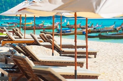 Bali Teak Sunloungers for Resort Hotels Motels