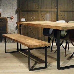 Bali Industrial Rustic Teak Furniture