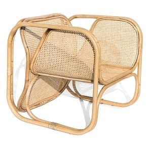 Bali Retro Rattan Chairs, Tables, Stools, Beds