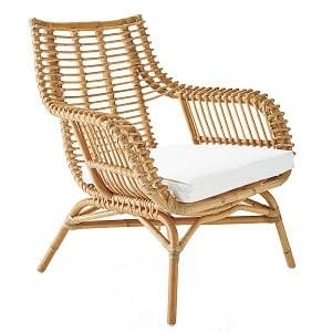 Indonesia Rattan Armchair Chair
