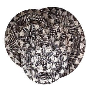 Bali Rattan Cane Plates, Cribs, Bassinets, Handicrafts