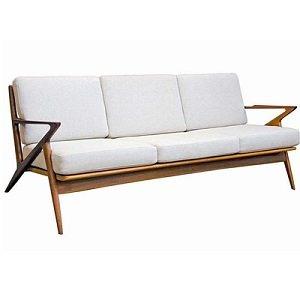 Retro Scandinavian Sofa