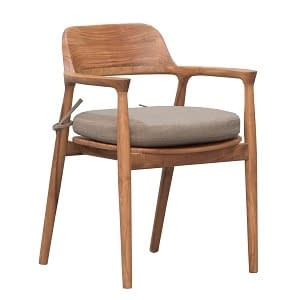 Bali Retro Teak Chair Large