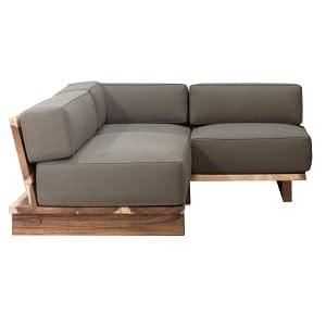 Suar L Shape Sofa small