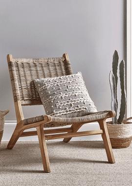 Bali Teak and Rattan Cane Furniture