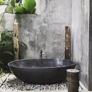 Bali Balinese Stone Baths
