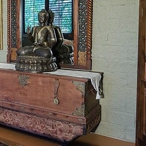 Balinese Antique Box
