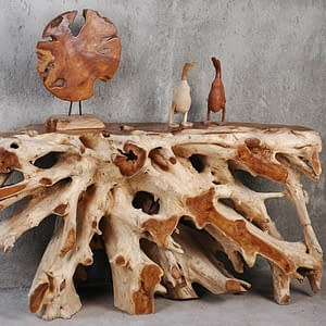 Bali Indonesia Teak Root Furniture Manufacturers, Suppliers, Wholesale