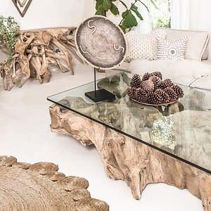 Natural Teak Root Furniture