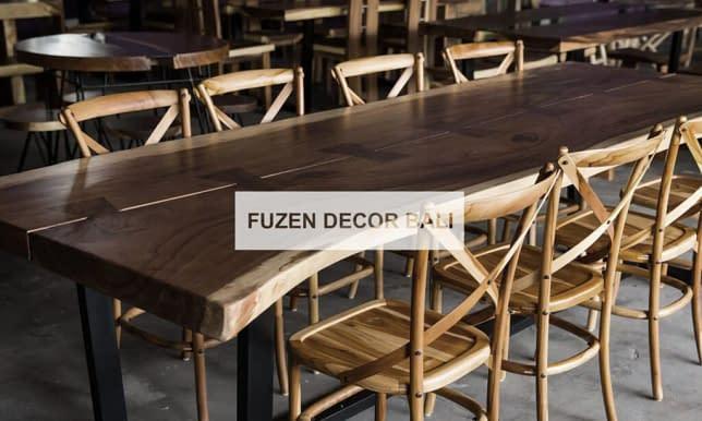 Fuzen Decor Bali - Bali Furniture - Bali Handicrafts