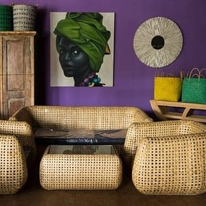 Bali Cane Rattan Furniture Showroom