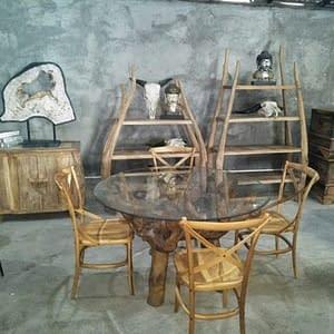 Bali Fuzen Decor Showroom Teak Furniture Indoor and Outdoor