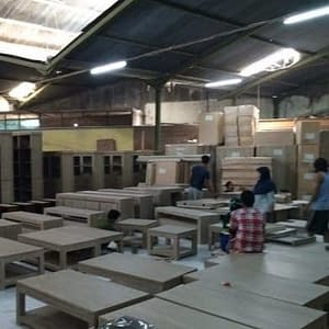 Indonesia Furniture Factory Quality Control