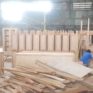 Indonesia Furniture Manufacturing Line