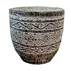Timor Lombok Carved Tribal Handicrafts from Bali