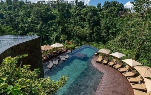 Bali Boho Hotel Furniture