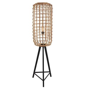 Rattan Floor Lamps