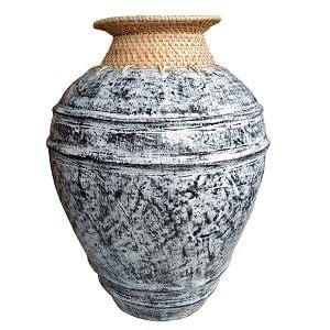 Indoor Balinese Terracotta Pots