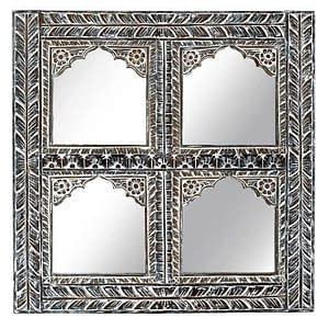 Bali Carved Wall Mirrors