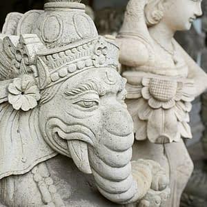 Bali Stone Statues