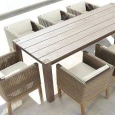Bali Outdoor Furniture Teak