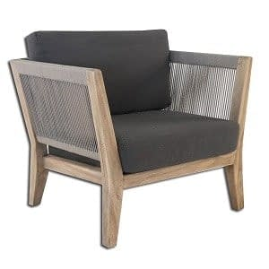 Bali Outdoor Furniture Teak and Resin