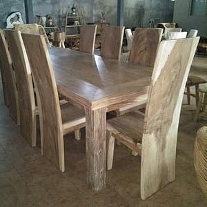 Bali Teak Indoor Furniture Showroom