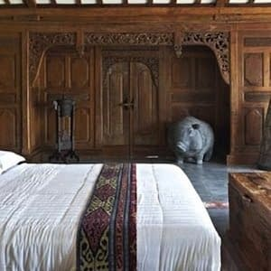 Carved Bali Doors