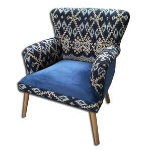 Indonesia Ikat Chair Manufacturer