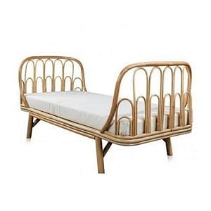 Rattan Bed Kids, toddlers Bali, Cribs, Bassinettes
