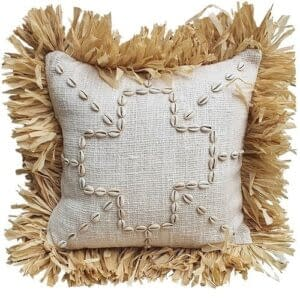 Bali Natural, Linen, Cotton Cushions