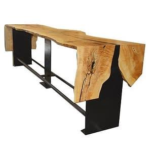 Bali Teak Root Bar Table