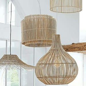 Rattan Lighting Bali