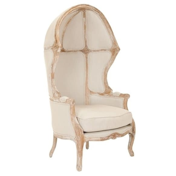 French Provincial Porters Chair
