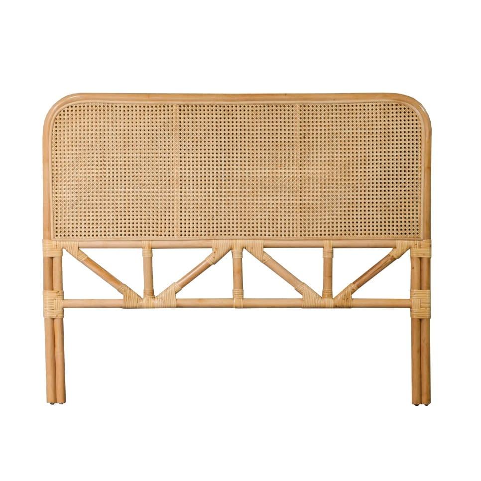 Bali Rattan Bedhead | Bali Furniture Manufacturers ...